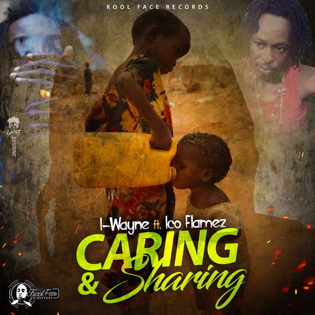 Caring and Sharing (feat. Ico Flamez) - Single