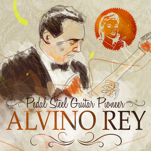 Alvino Rey, Johnny Mercer, The Blue Reys The Glow Worm cover
