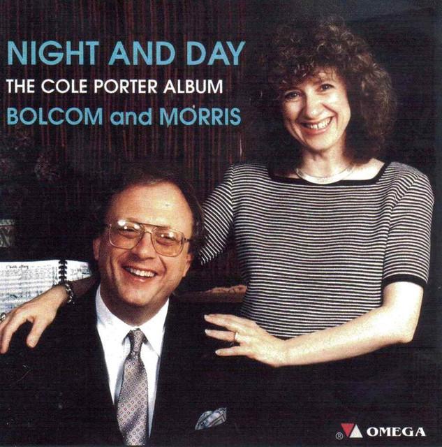 Cole Porter, Bolcom & Morris Night and Day: The Cole Porter Album album cover