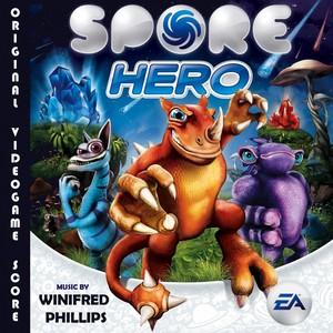 Spore Hero Albumcover