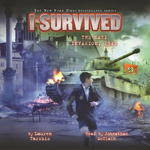 I Survived the Nazi Invasion, 1944 - I Survived 9 (Unabridged)