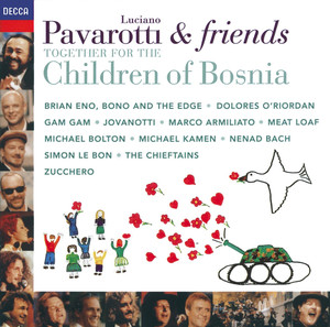 Pavarotti & Friends Together For The Children Of Bosnia - Zucchero