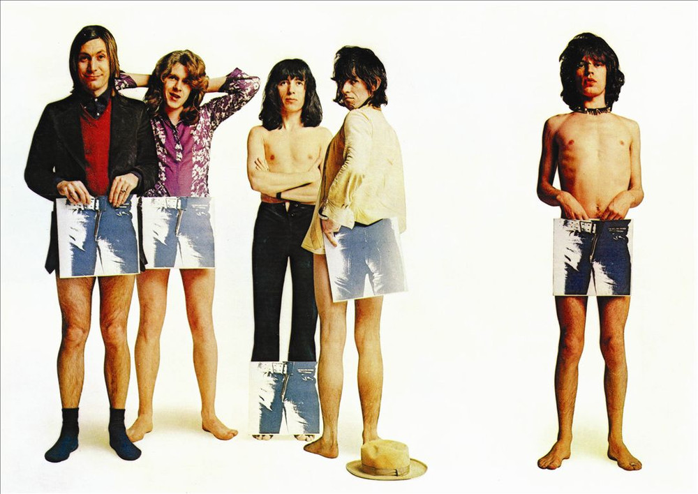Musik Artist 'The Rolling Stones'