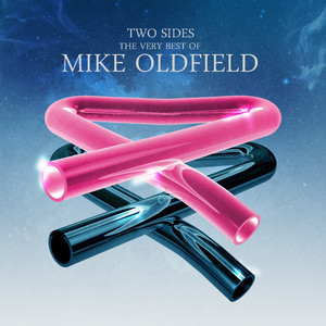 Mike Oldfield Moonlight Shadow cover
