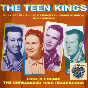 The Teen Kings Singing the Blues cover