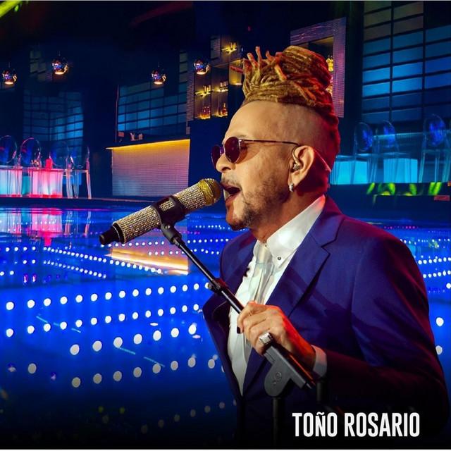 Album cover for El Hombre Increible by Toño Rosario