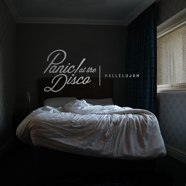 Panic! at the Disco Hallelujah album cover