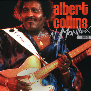 Albert Collins Frosty cover