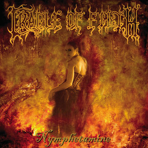 Cradle of Filth Gilded Cunt cover
