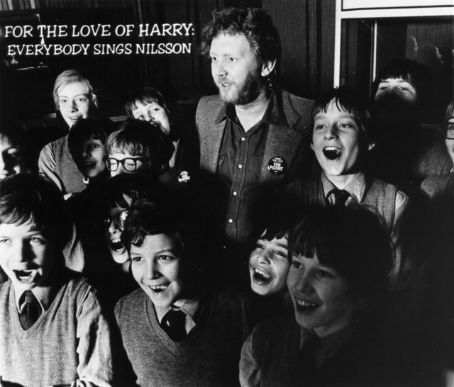 Harry Nilsson Without You (Bonus Track) cover
