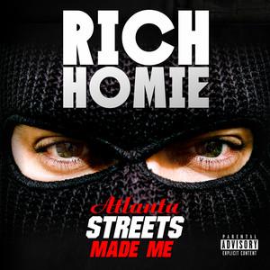Atlanta Streets Made Me Albumcover