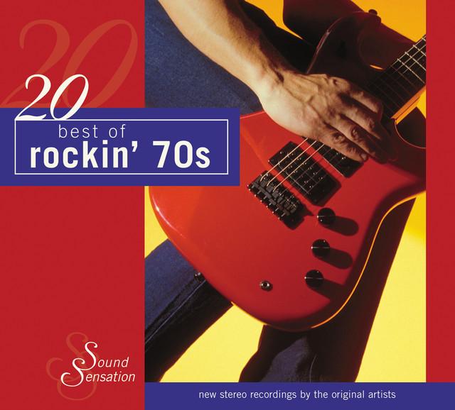 Various Artists 20 Best of Rockn' 70's album cover