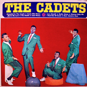 The Cadets! (Stranded in the Jungle) album