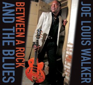 Between A Rock And The Blues album