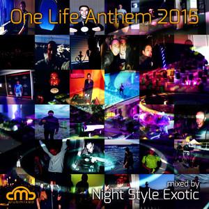 One Life Anthem 2015 Albumcover