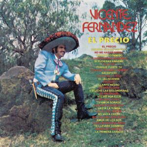 Vicente Fernández Albumcover