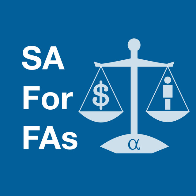 Financial Journalist Confessions, an episode from SA For FAs