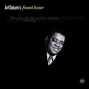 Art Tatum Yesterdays cover
