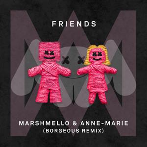 FRIENDS (Borgeous Remix) Albümü
