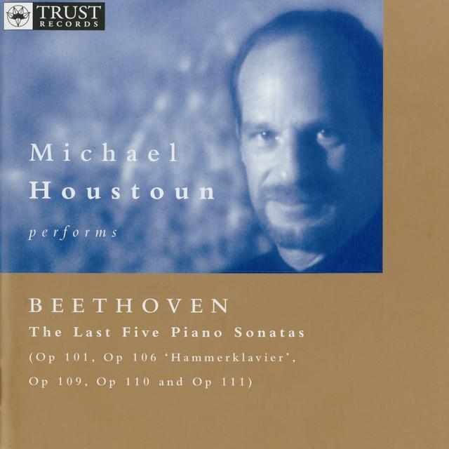 Beethoven: Piano Sonatas Nos. 28-32 Albumcover