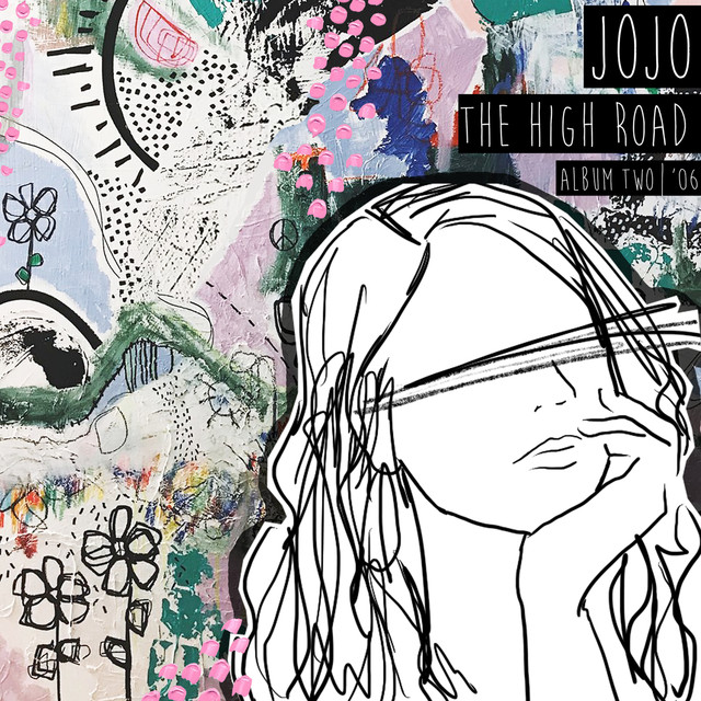 Album cover for The High Road (2018) by JoJo
