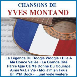 Chansons De Yves Montand album