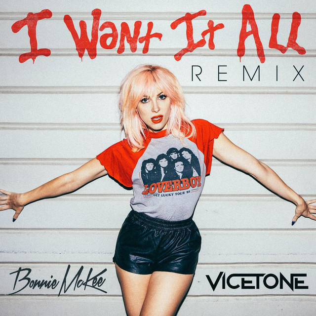 I Want It All (Remix)