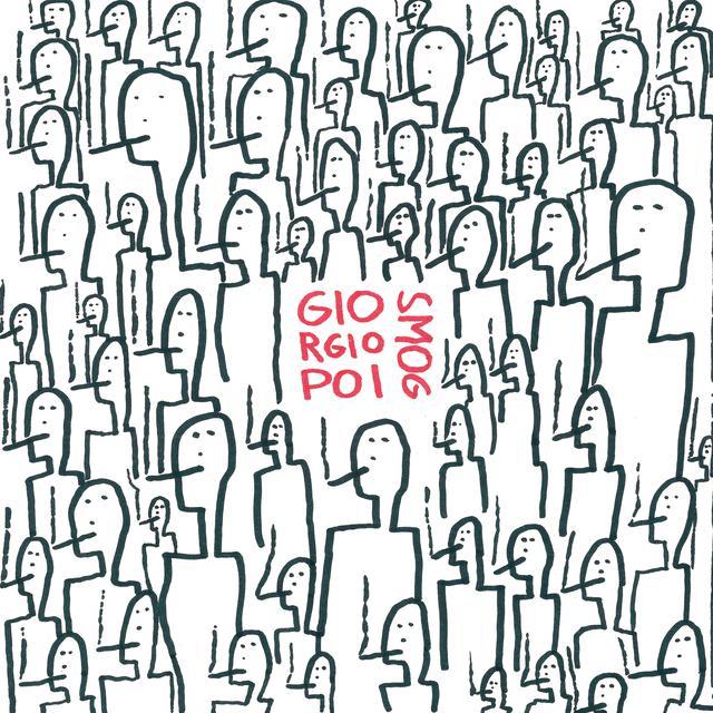 Album cover for Smog by Giorgio Poi