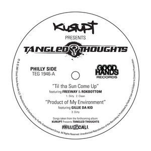 "Tangled Thoughts (12"" Single) album"