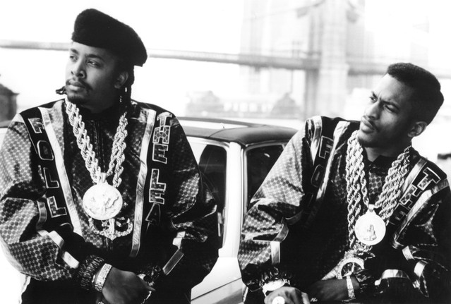 Eric B. & Rakim Eric B. Is President (dub version) cover