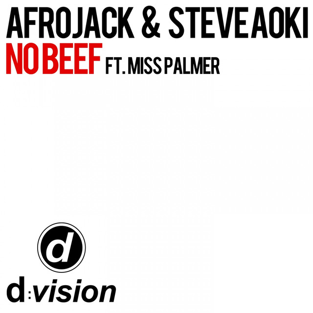 afrojack no beef