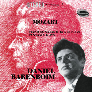 Mozart: Fantasia In C Minor, K.475; Piano Sonata No.14 In C Minor, K.457; Piano Sonata No.8 In A Minor, K.310; Piano Sonata No.16 In B Flat, K.570 Albümü