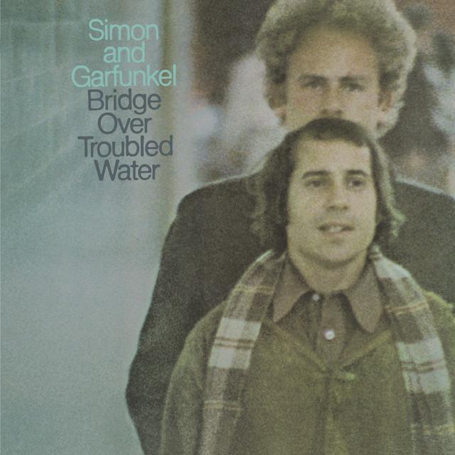 Skivomslag för Simon & Garfunkel: Bridge Over Troubled Water