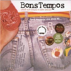 Os Bons Tempos Voltaram (Você Era Feliz e Não Sabia) album