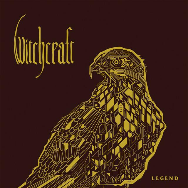 Skivomslag för Witchcraft: Legend