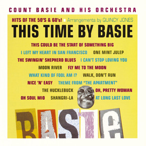 Count Basie At Long Last Love cover