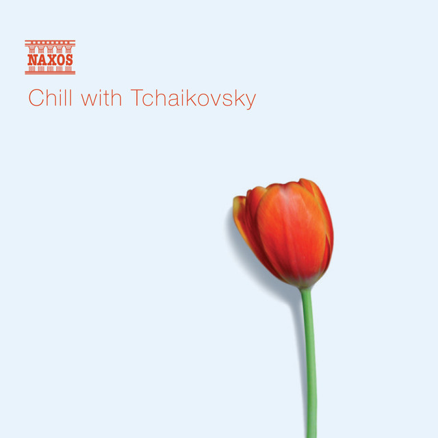 Chill With Tchaikovsky Albumcover