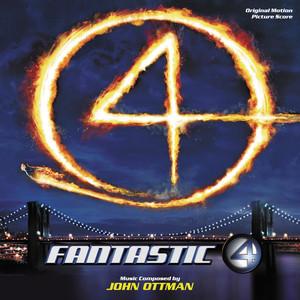Fantastic 4 (Original Motion Picture Score) Albumcover