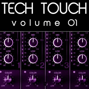 Tech Touch, Vol. 1 Albumcover
