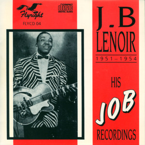 His Job Recordings 1951-1954 album