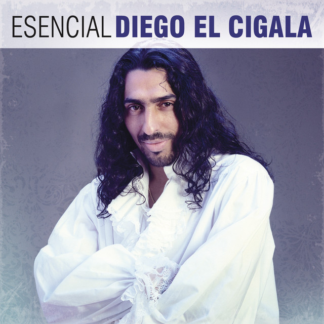 Album cover for Esencial Diego