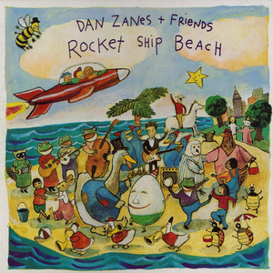 Dan Zanes, Friends Over The Rainbow cover