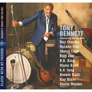Playin' With My Friends: Bennett Sings the Blues album