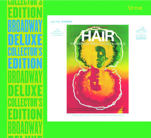 James Rado, Hair Ensemble I Got Life cover