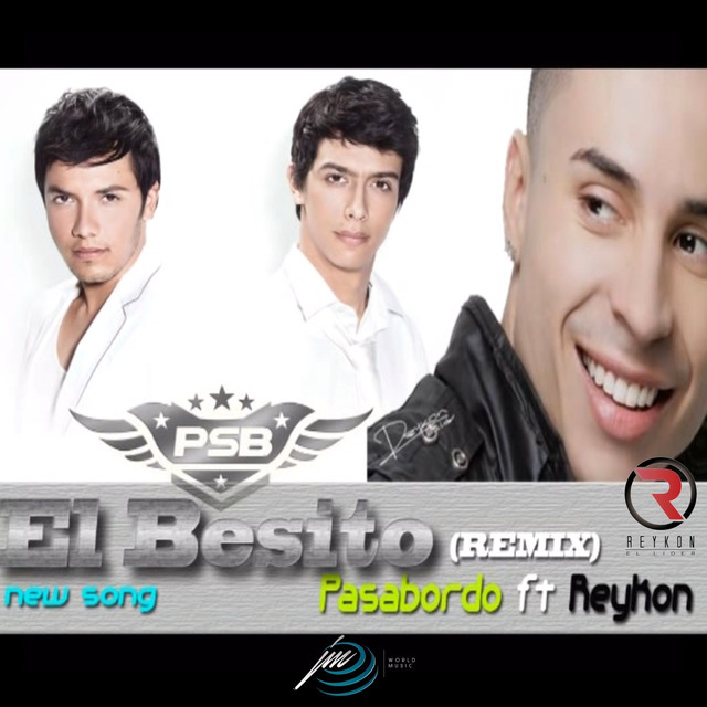 el besito remix pasabordo feat reykon