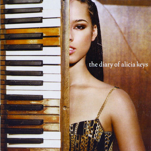 The Diary Of Alicia Keys Albumcover
