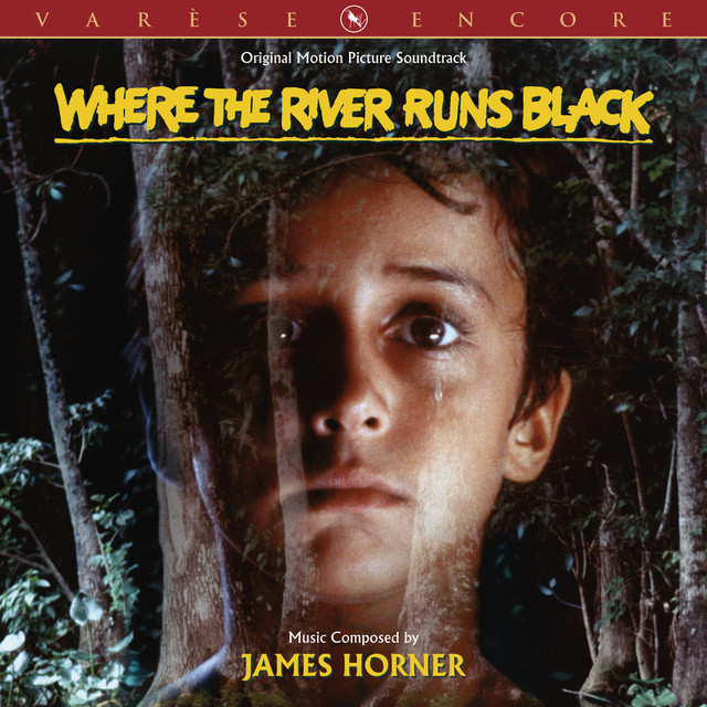 Where The River Runs Black (Original Motion Picture Soundtrack) Albumcover