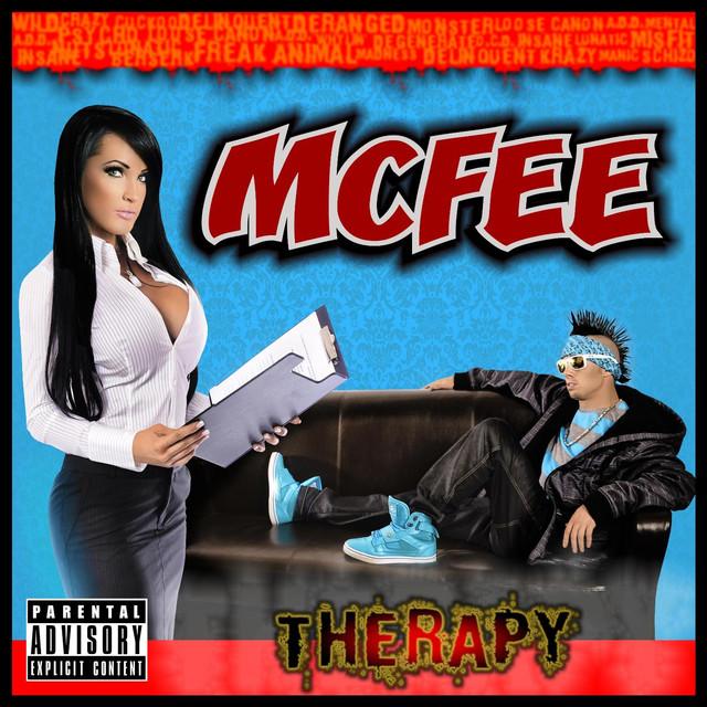 Tech N9ne Therapy album cover