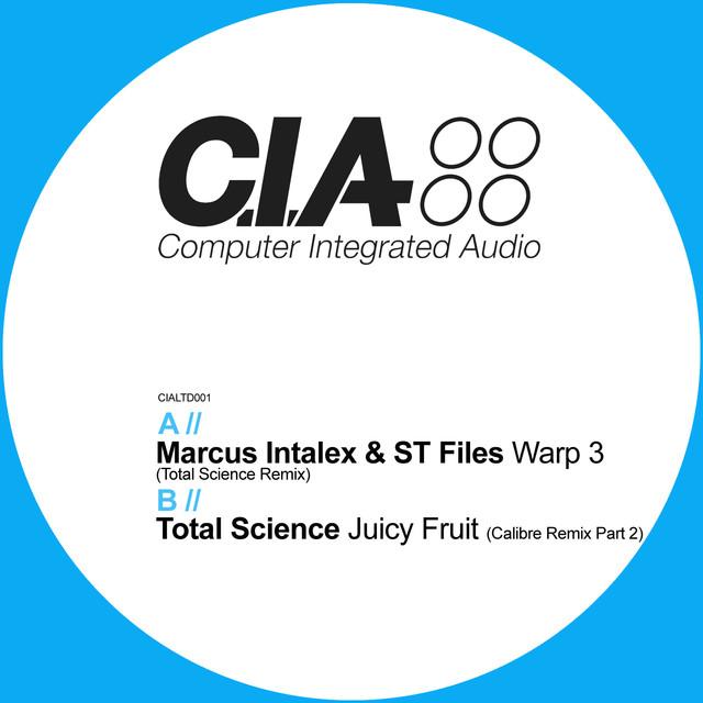 Warp 3 (Total Science Remix) / Juicy Fruit (Calibre Remix Part 2)