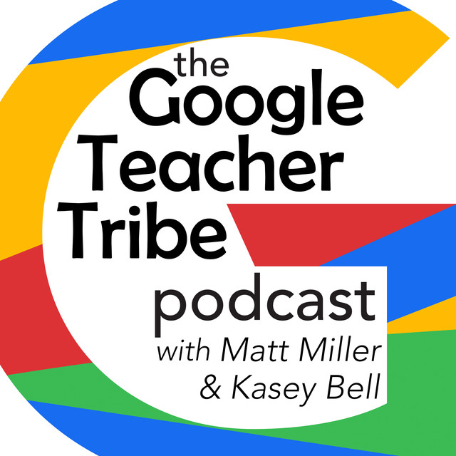 GSuite Templates for Your Classroom - GTT063, an episode